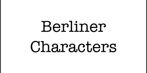 Berliner Characters