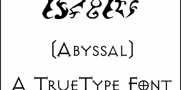 13th Age Abyssal