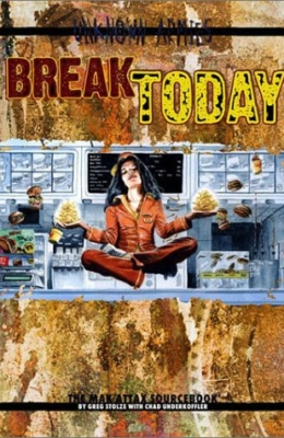 Break. Today.