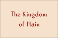 The Kingdom of Nain