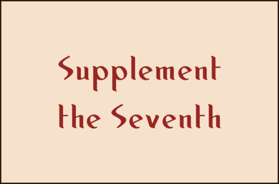 REIGN Supplement 7