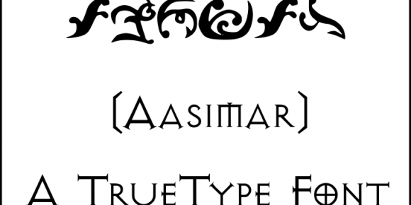 13th Age Aasimar