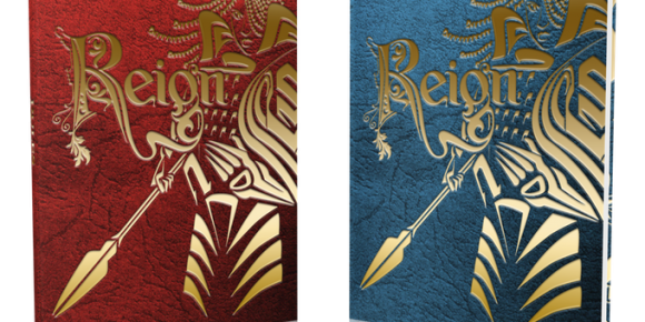 REIGN 2ed Is Happening!