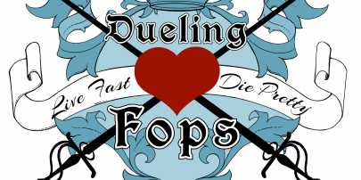 Fight Like A Fop! (Or just read new stories.)